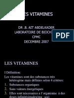 29852583 Les Vitamines