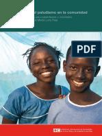 Prevencion Del Paludismo en La Comunidad