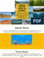 presentation assignment - biomes