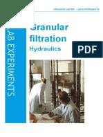 Granular Filtration Hydraulics