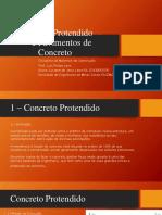 Concreto Protendido e Pavimentos de Concreto (1)