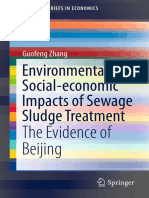 (SpringerBriefs in Economics) Guofeng Zhang (auth.)-Environmental and Social-economic Impacts of Sewage Sludge Treatment_ The Evidence of Beijing-Springer Singapore (2016).pdf