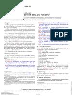 ASTM B169 - 10 Aluminium Bronze Sheet Strip and Rolled Bar