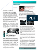 Project Sales Corp Newsletter DEC 2004