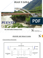 6 Puente Vigas y Losa