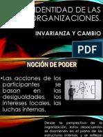 Identidad de Las Organizaciones