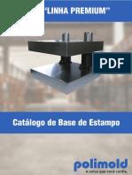 Catálogo bases de estampo