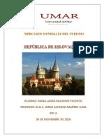 PAÍS Eslovaquia 2do Parcial
