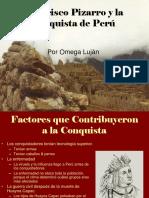 FRANCISCO PIZARRO Y LA CONQUISTA DEL PERU
