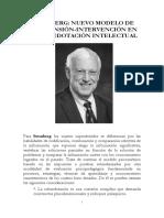 Sternberg_nuevo Modelo de Comprensión-Intervención