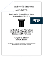 2010 Hard vs Soft Law.pdf