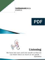 Listening Process