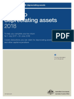 Australia Guide to Depreciating Assets 2018