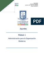 Apuntes Módulo i Administración Empresas