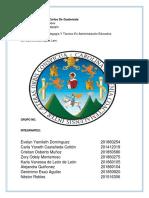 Informe Matematicas Original