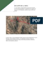 informe ubicacion cotizacion