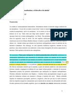 """Borja, J. (2011). """"El Fin de La Anticiudad Posmodernista y El Derecho a La Ciudad"""", En M. Belil, J. Borja y M. Corti (Eds.), Ciudad"""