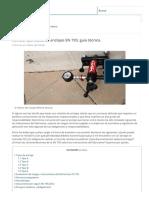 GranVertical Revisión Periódica de Anclajes EN795
