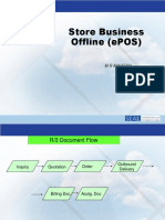 Store Business Offline