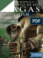 El secreto de los nagas de Amish Tripathi