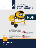 20010689 r02 Manual Betoneira Cs 400 Padrao Nbr 16329