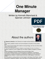 30938947 the One Minute Manager