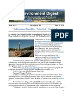 Pa Environment Digest Dec. 3, 2018