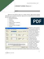 1. Modulo 2 - Word - Basico