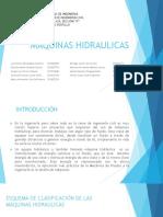 MAQUINAS-HIDRAULICAS