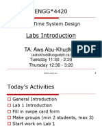 Lab 1 Presentation