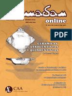 Revista Al-Madan Online n.º 21 Tomo 2