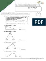 Examen Del 4to Bimestre Geometria 5to-2018