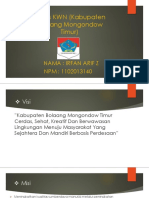 Kabupaten Bolaang Mongondow Timur (Irfan Arif Z ; 1102013140).pptx