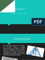 bases del análisis estructural 2