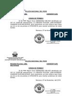 Policía Nacional Del Perú Anibal