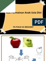Kriteria Ape