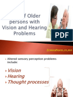 Care of Older persons with Vision and Hearing.pptx