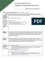A. Taylor Ed Tech ECDE Activity Plan (1)
