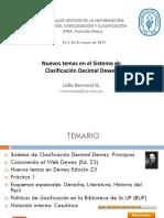 Sistema Dewey de Berrocal.