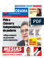 Diario Cajamarca 01-12-2018