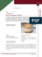 Ejercicio Ejemplo Panadería y Masas Fermentadas Daniel Mazo