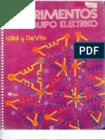 Experimentos Con Equipo ELectrico - Wildi y de Vito