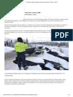 7.0 Alaska Quake