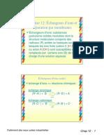 Chapitre 12_ Échangeurs d'ions et séparation par membranes.pdf