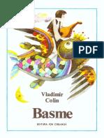 Vladimir Colin - Basme #1.0~5.pdf