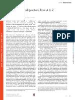 151.Full.pdf Regulating Cell Junction From a-Z