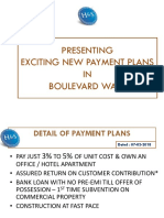 BOULEVARD WALK & BEETLE LAP NEW PAYMENT PLANS -07022018.pptx