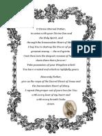O Divine Eternal Father
