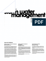 16 Residential Storm Water Management