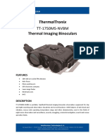 ThermalTronix TT 1750MS NVBM Datasheet
